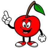 Cherry Talking Royalty Free Stock Photo