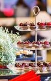 Cherry tart Royalty Free Stock Image