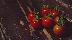 Cherry time. Harvest season. time tomatoes. nice Stock Image