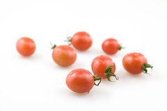Cherry tomato. Joan of fruit, also known as the pearl of small tomatoes, a small cherry tomatoes, can vegetables can also fruit. Can also be made into preserves Royalty Free Stock Image