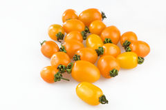 Cherry tomato. Joan of fruit can increase the body's resistance to slow down the aging, reduce wrinkles, it is particularly suitable for girls for beauty, can be Royalty Free Stock Photo