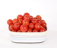 Cherry Tomato Royalty Free Stock Photo