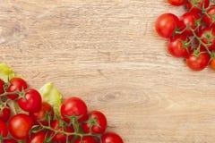 Cherry Tomato Imagenes de archivo