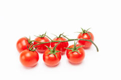 Cherry Tomato Fotografia Stock