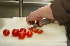 Cherry Tomato Royalty-vrije Stock Afbeelding