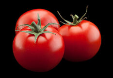 Cherry tomato bunch vegetable Royalty Free Stock Images