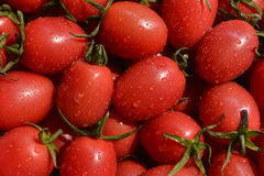 Cherry Tomato,Tomatoes,Fresh fruit,fruits,Fruit Salad, Royalty Free Stock Photos