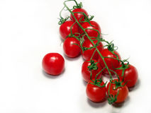 Cherry Tomatoes 1 Stock Photography
