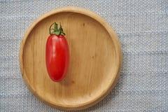 Cherry Tomatoes Royalty-vrije Stock Foto
