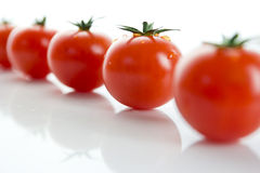 Cherry tomatoes Royalty Free Stock Image
