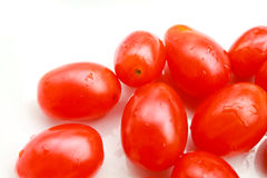 Cherry Tomatoes. Royalty Free Stock Photos