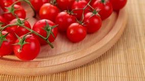 Cherry Tomatoes stock video