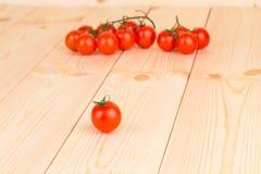 Cherry Tomatoes Stock Foto