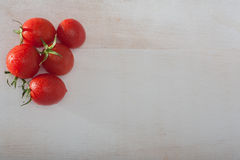 Cherry Tomatoes fotografia de stock royalty free