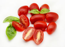 Cherry Tomatoes foto de stock royalty free