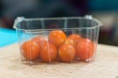 Cherry Tomatoes photos libres de droits