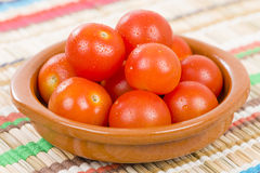 Cherry Tomatoes Immagini Stock