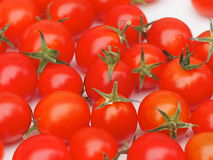 Cherry Tomatoes Stock Afbeeldingen