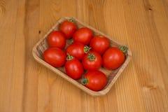 Cherry Tomatoes Lizenzfreies Stockfoto