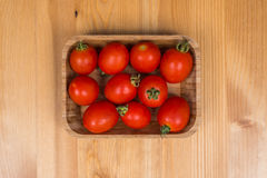 Cherry Tomatoes Stockbilder