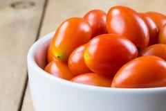 Cherry Tomatoes Lizenzfreie Stockfotos