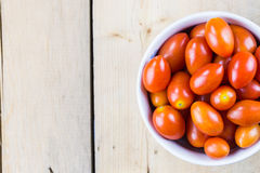 Cherry Tomatoes Stockbild