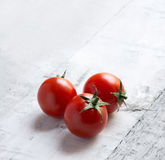 Cherry Tomatoes Foto de Stock
