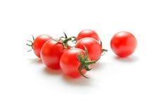 Cherry Tomatoes Fotografía de archivo libre de regalías