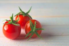Cherry Tomatoes Foto de archivo