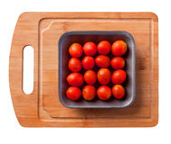 Cherry Tomatoes Royalty-vrije Stock Fotografie