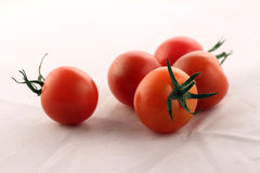 Cherry-tomatoes Stock Photo