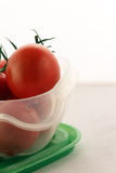 Cherry-tomatoes Stock Photography