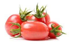 Cherry Tomatoes frais images libres de droits