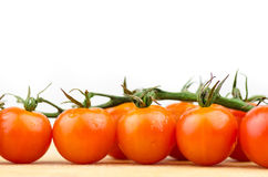 Cherry Tomatoes frais photos stock