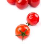 Cherry Tomatoes fresco Foto de archivo