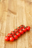 Cherry Tomatoes fresco Foto de archivo libre de regalías