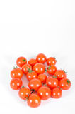 Cherry tomatoes Royalty Free Stock Images