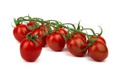 Cherry tomatoes. Fresh and ripe cherry tomatoes Royalty Free Stock Image
