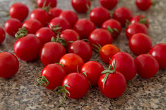 Cherry tomatoes II stock photography