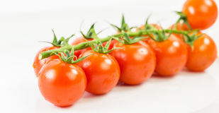 Cherry Tomatoes III Foto de archivo libre de regalías