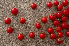Cherry Tomatoes IV Images libres de droits