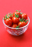 Cherry tomatoes, lycopene image Royalty Free Stock Photo