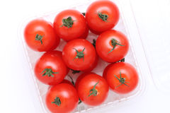 Cherry tomatoes in Stock Photography