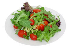 Cherry tomatoes salad Royalty Free Stock Image