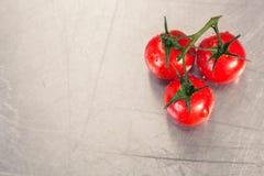 Cherry tomatoes Royalty Free Stock Photos