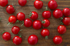 Cherry Tomatoes V Stock Afbeelding