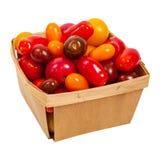 Cherry Tomatos Imagenes de archivo