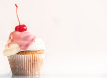 Cherry on the top Royalty Free Stock Photo
