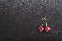cherry ?wie?e s?odkie zdjęcie stock