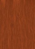 Cherry wood. Computer generated wood texture Vector Illustration